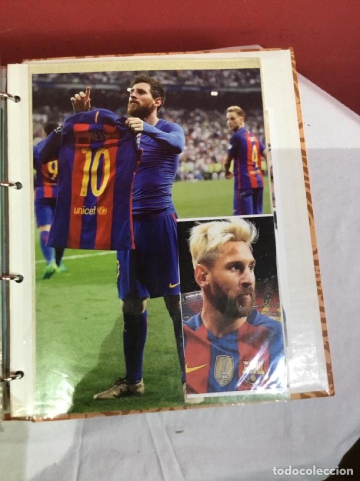 Coleccionismo deportivo: Messi . Album con mejores recortes de las revistas del futbolista Messi - Foto 46 - 256145705