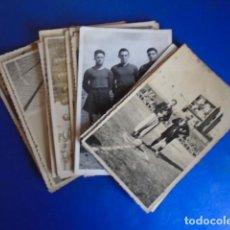Coleccionismo deportivo: (F-210428)LOTE DE 17 FOTOGRAFIAS FUTBOL AÑOS 30 Y 40.. Lote 257278090
