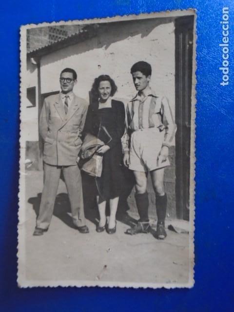 Coleccionismo deportivo: (F-210428)LOTE DE 17 FOTOGRAFIAS FUTBOL AÑOS 30 y 40. - Foto 6 - 257278090