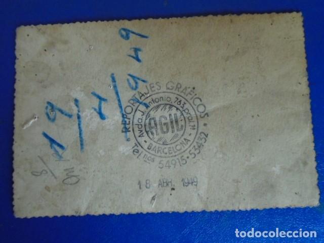Coleccionismo deportivo: (F-210428)LOTE DE 17 FOTOGRAFIAS FUTBOL AÑOS 30 y 40. - Foto 7 - 257278090
