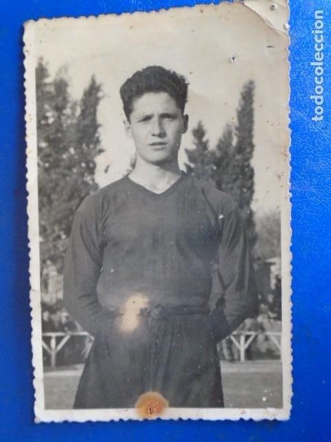 Coleccionismo deportivo: (F-210428)LOTE DE 17 FOTOGRAFIAS FUTBOL AÑOS 30 y 40. - Foto 13 - 257278090