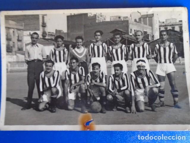 Coleccionismo deportivo: (F-210428)LOTE DE 17 FOTOGRAFIAS FUTBOL AÑOS 30 y 40. - Foto 22 - 257278090