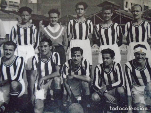 Coleccionismo deportivo: (F-210428)LOTE DE 17 FOTOGRAFIAS FUTBOL AÑOS 30 y 40. - Foto 23 - 257278090