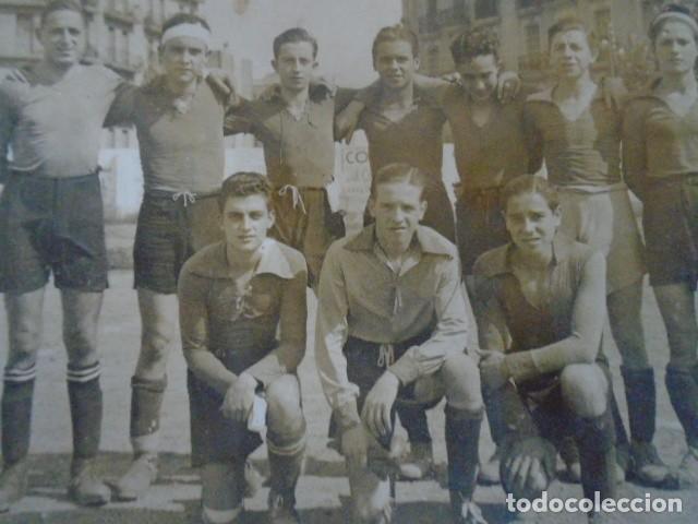 Coleccionismo deportivo: (F-210428)LOTE DE 17 FOTOGRAFIAS FUTBOL AÑOS 30 y 40. - Foto 26 - 257278090