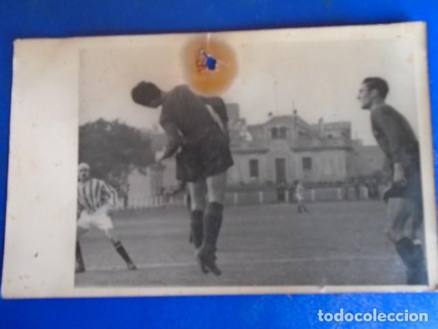 Coleccionismo deportivo: (F-210428)LOTE DE 17 FOTOGRAFIAS FUTBOL AÑOS 30 y 40. - Foto 31 - 257278090