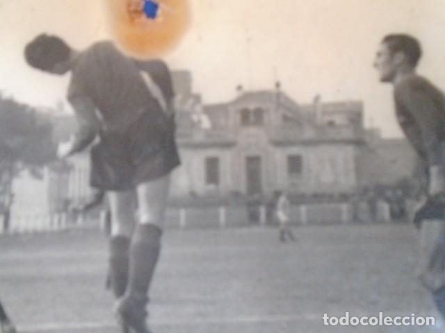 Coleccionismo deportivo: (F-210428)LOTE DE 17 FOTOGRAFIAS FUTBOL AÑOS 30 y 40. - Foto 32 - 257278090