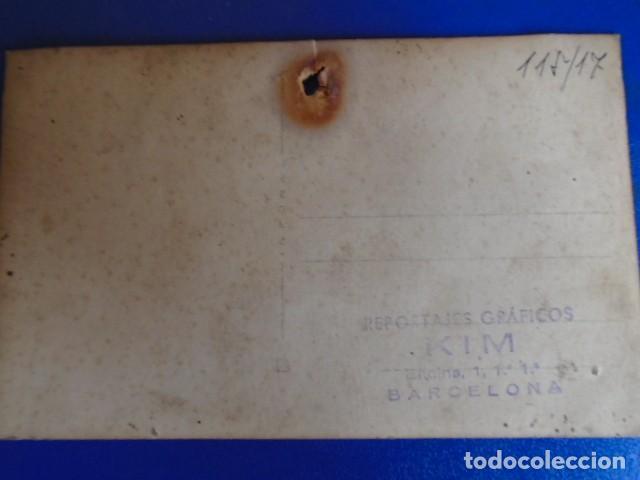 Coleccionismo deportivo: (F-210428)LOTE DE 17 FOTOGRAFIAS FUTBOL AÑOS 30 y 40. - Foto 33 - 257278090