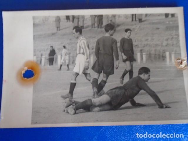 Coleccionismo deportivo: (F-210428)LOTE DE 17 FOTOGRAFIAS FUTBOL AÑOS 30 y 40. - Foto 34 - 257278090