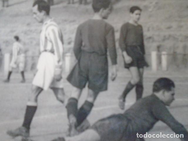 Coleccionismo deportivo: (F-210428)LOTE DE 17 FOTOGRAFIAS FUTBOL AÑOS 30 y 40. - Foto 35 - 257278090