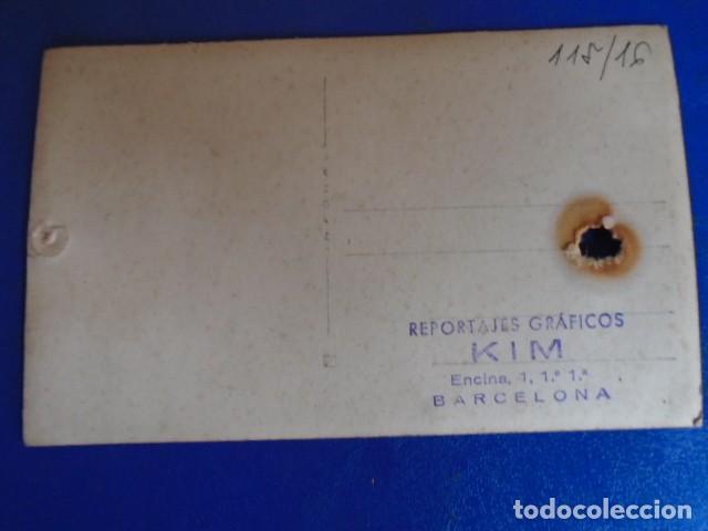 Coleccionismo deportivo: (F-210428)LOTE DE 17 FOTOGRAFIAS FUTBOL AÑOS 30 y 40. - Foto 36 - 257278090