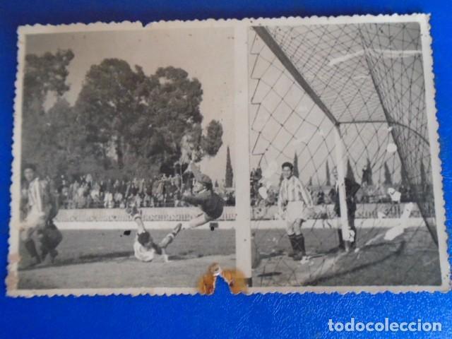 Coleccionismo deportivo: (F-210428)LOTE DE 17 FOTOGRAFIAS FUTBOL AÑOS 30 y 40. - Foto 37 - 257278090