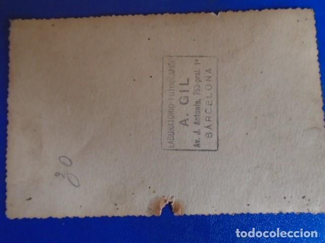 Coleccionismo deportivo: (F-210428)LOTE DE 17 FOTOGRAFIAS FUTBOL AÑOS 30 y 40. - Foto 39 - 257278090