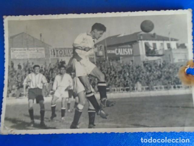 Coleccionismo deportivo: (F-210428)LOTE DE 17 FOTOGRAFIAS FUTBOL AÑOS 30 y 40. - Foto 40 - 257278090