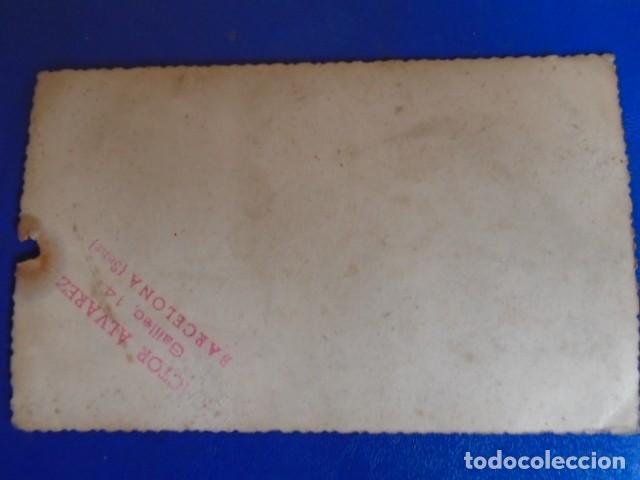 Coleccionismo deportivo: (F-210428)LOTE DE 17 FOTOGRAFIAS FUTBOL AÑOS 30 y 40. - Foto 42 - 257278090