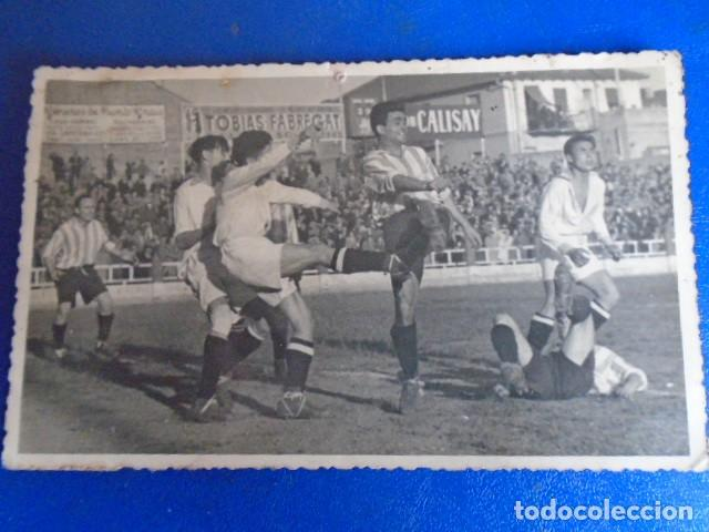 Coleccionismo deportivo: (F-210428)LOTE DE 17 FOTOGRAFIAS FUTBOL AÑOS 30 y 40. - Foto 43 - 257278090