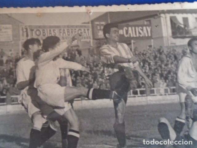 Coleccionismo deportivo: (F-210428)LOTE DE 17 FOTOGRAFIAS FUTBOL AÑOS 30 y 40. - Foto 45 - 257278090