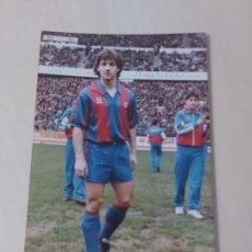 Colecionismo desportivo: BAKERO - FOTO 10X15 CM - BARCELONA. Lote 260499280