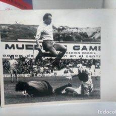 Coleccionismo deportivo: FÚTBOL - ANTIGUA FOTOGRAFÍA ¿ LINARES VS REAL JAÉN ? ORIGINAL - 25 X 20 CMS. Lote 262132920
