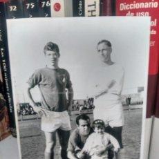 Coleccionismo deportivo: FÚTBOL - ANTIGUA FOTOGRAFÍA ¿ LINARES VS REAL JAÉN ? ORIGINAL - 17,5 X 12,5 CMS. Lote 262133540