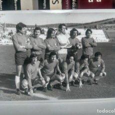 Coleccionismo deportivo: FÚTBOL - ANTIGUA FOTOGRAFÍA DEL REAL JAÉN - ORIGINAL - 15 X 10 CMS - CAMPO DEL LINARES. Lote 262136005