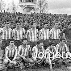 Collectionnisme sportif: D. ALAVÉS. ALINEACIÓN PARTIDO DE LIGA 1959-1960 EN MEDIZORROZA CONTRA CELTA V. FOTO. Lote 262336030