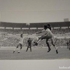 Coleccionismo deportivo: FOTOGRAFIA DEL PARTIDO DEL FC BARCELONA - R ZARAGOZA , TEMP. 78 / 79 , 18 X 13 CM, BUEN ESTADO. Lote 262913005