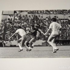 Coleccionismo deportivo: FOTOGRAFIA DEL PARTIDO DEL FC BARCELONA - R ZARAGOZA , TEMP. 78 / 79 , 18 X 13 CM, BUEN ESTADO. Lote 262913085