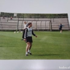 Coleccionismo deportivo: FOTOGRAFÍA MIJATOVIC - REAL MADRID.. Lote 263567515