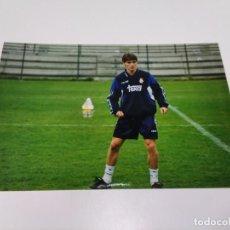 Coleccionismo deportivo: FOTOGRAFÍA SAVIO - REAL MADRID.. Lote 263570330