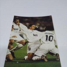 Coleccionismo deportivo: FOTOGRAFÍA MIJATOVIC - REAL MADRID.. Lote 263574630