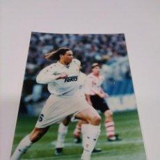 Coleccionismo deportivo: FOTOGRAFÍA REDONDO - REAL MADRID.. Lote 263582410