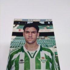 Coleccionismo deportivo: FOTOGRAFÍA OLI - BETIS.. Lote 263583780