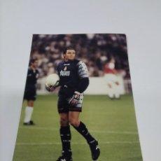 Coleccionismo deportivo: FOTOGRAFÍA CAÑIZARES - REAL MADRID.. Lote 263584810