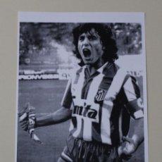 Coleccionismo deportivo: FOTOGRAFÍA FÚTBOL. PAULO FUTRE. ATLÉTICO DE MADRID.. Lote 265515339