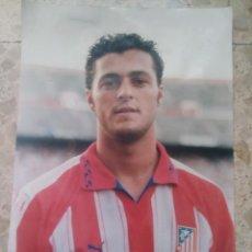 Collectionnisme sportif: FÚTBOL - ATLÉTICO DE MADRID - ENORME FOTOGRAFÍA ANTIGUA - 44,5 X 30,5 CMS - ORIGINAL - SÓLO ESTA. Lote 267877434