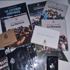 Coleccionismo deportivo: MADRIDISTA. Lote 268419989