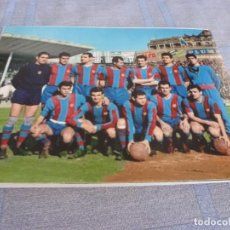 Coleccionismo deportivo: FOTO MATE(15 X 20)-LIGA FINALES AÑOS 50-R.SOCIEDAD-BARÇA EN ATOCHA. Lote 268891199
