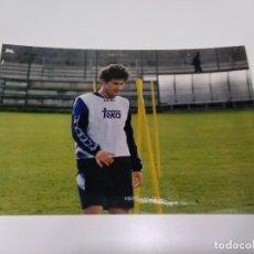 Coleccionismo deportivo: FOTOGRAFÍA SUKER - REAL MADRID.. Lote 269293663