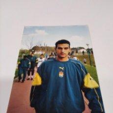 Coleccionismo deportivo: FOTOGRAFÍA PABLO LAGO - LAS PALMAS.. Lote 269372328