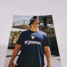 Coleccionismo deportivo: FOTOGRAFÍA TOEDTLI - SEVILLA.. Lote 269388908