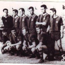 Coleccionismo deportivo: FORMACION DEL BARCELONA EN EL CARRANZA. Lote 272458618