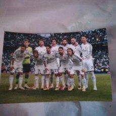 Coleccionismo deportivo: FOTO PLANTILLA R. MADRID. Lote 276394118