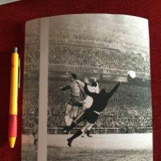 Coleccionismo deportivo: F15451 FOTO FOTOGRAFIA ORIGINAL DE PRENSA REAL MADRID SEVILLA EVARISTO CAMPANAL SALVADOR MUT. Lote 277639268