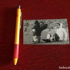 Coleccionismo deportivo: R14832 FOTO FOTOGRAFIA ORIGINAL DE PRENSA REAL MADRID SEVILLA AMANCIO SALVADOR MUT. Lote 277639918