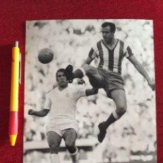 Coleccionismo deportivo: F15455 FOTO FOTOGRAFIA ORIGINAL DE PRENSA REAL MADRID CORDOBA (1-10-1968) JOSE LUIS NAVARRO AMANCIO. Lote 277641278