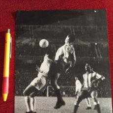 Coleccionismo deportivo: F15456 FOTO FOTOGRAFIA ORIGINAL DE PRENSA REAL MADRID CORDOBA (5-10-1963) SOLER NAVARRO EVARISTO. Lote 277641483