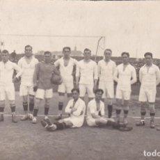 Collectionnisme sportif: FOTO POSTAL ORIGINAL FUTBOL REAL FORTUNA DE VIGO 1921. Lote 277753763