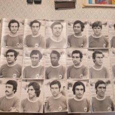Coleccionismo deportivo: LOTE FOTOS JUGADORES DEL NASTIC DE TARRAGONA.. Lote 278486148