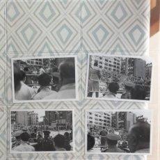 Coleccionismo deportivo: 6 FOTOS,CANODROMO PABELLON DEL DEPORTE 1953 , BOXEO.. Lote 278572663