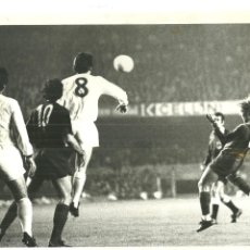 Coleccionismo deportivo: 4263.- CLUB DE FUTBOL BARCELONA - LIVERPOOL FOOTBALL CLUB - COPA DE LA U.E.F.A. -30/3/1976. Lote 278961493